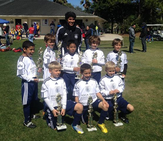U9Red Jupiter Champs photo
