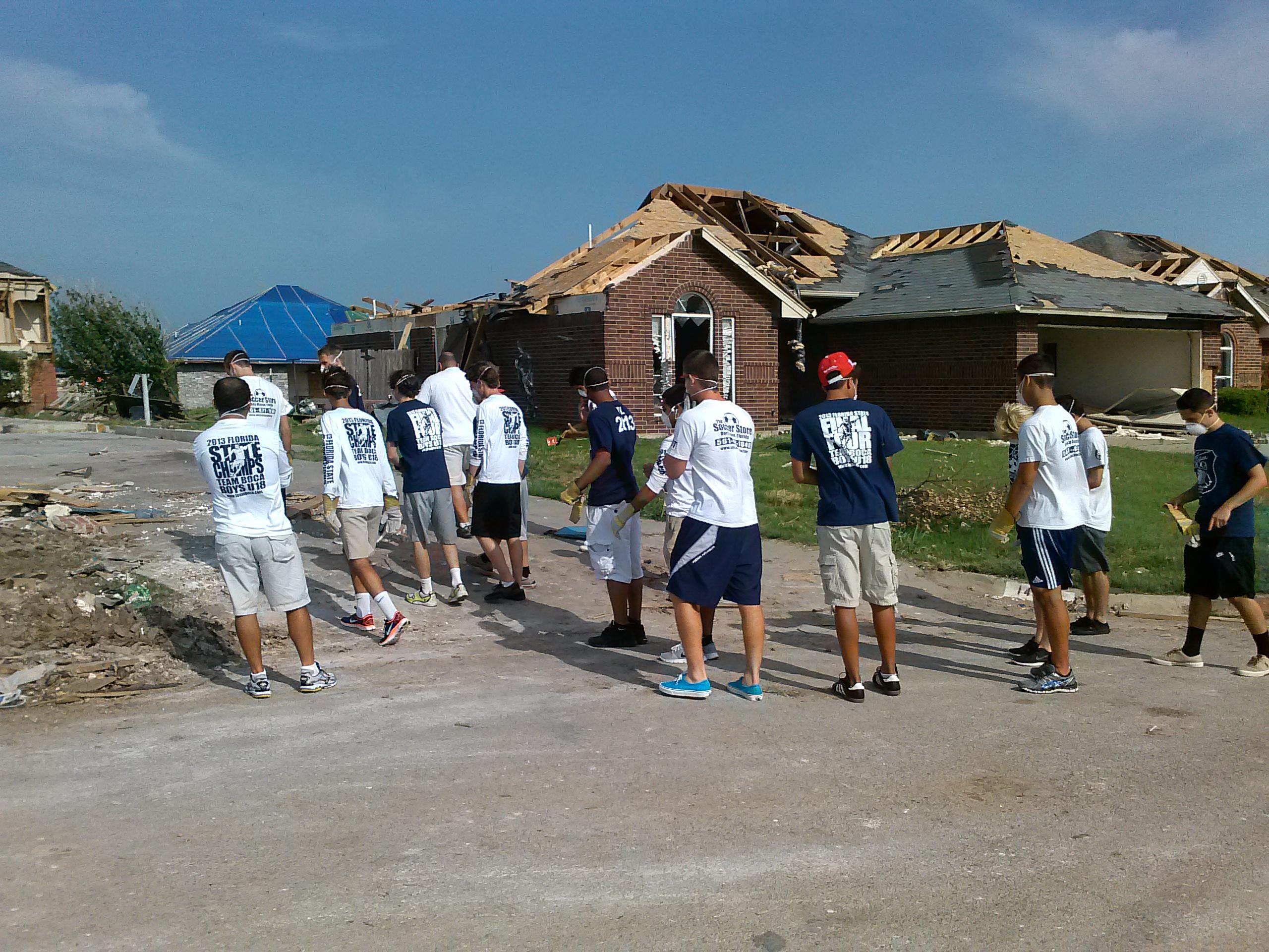 Team Boca U18 Help Oklahoma City