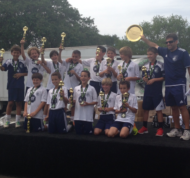 2014 South Florida Shootout Champions