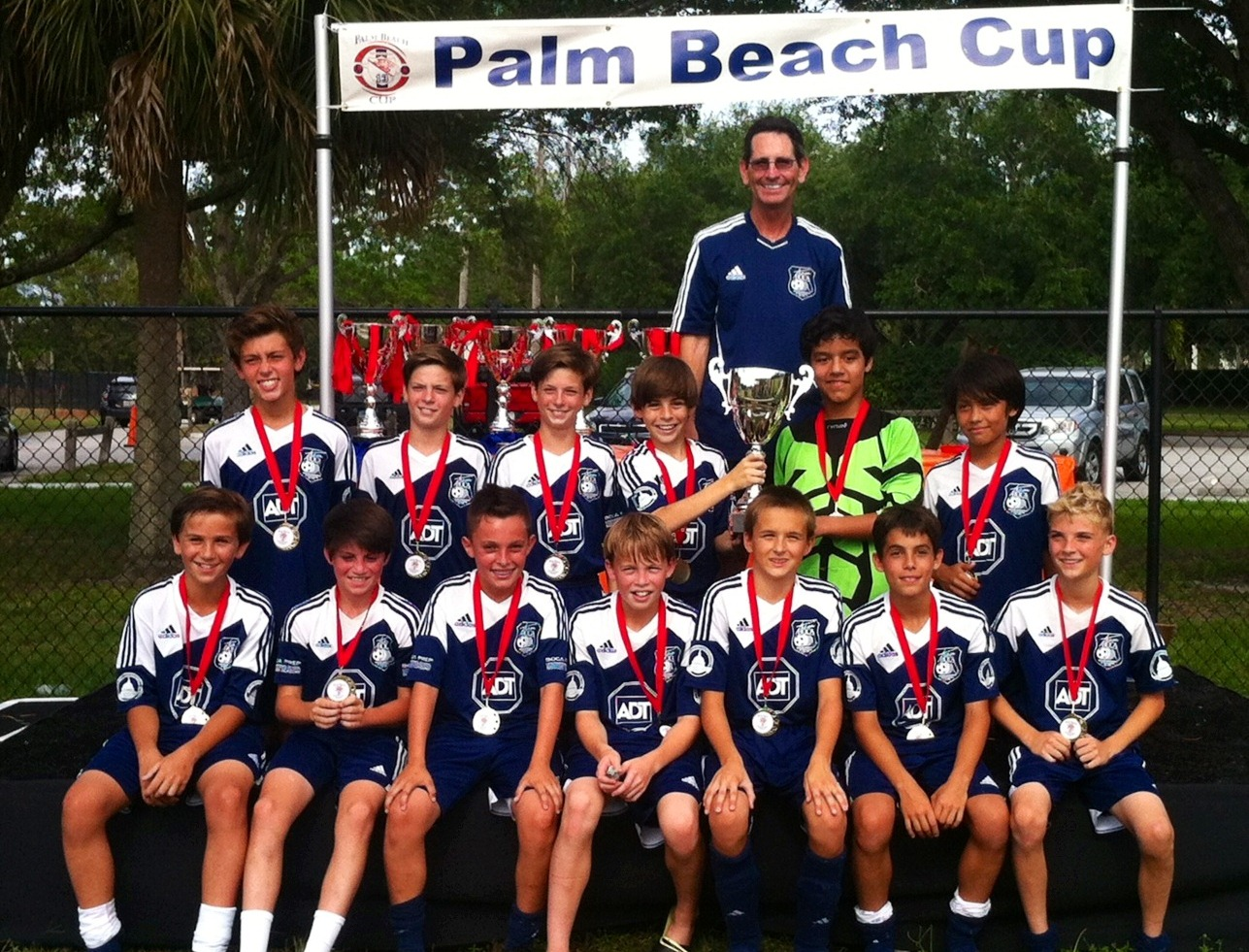 2014 Palm Beach Cup Champions