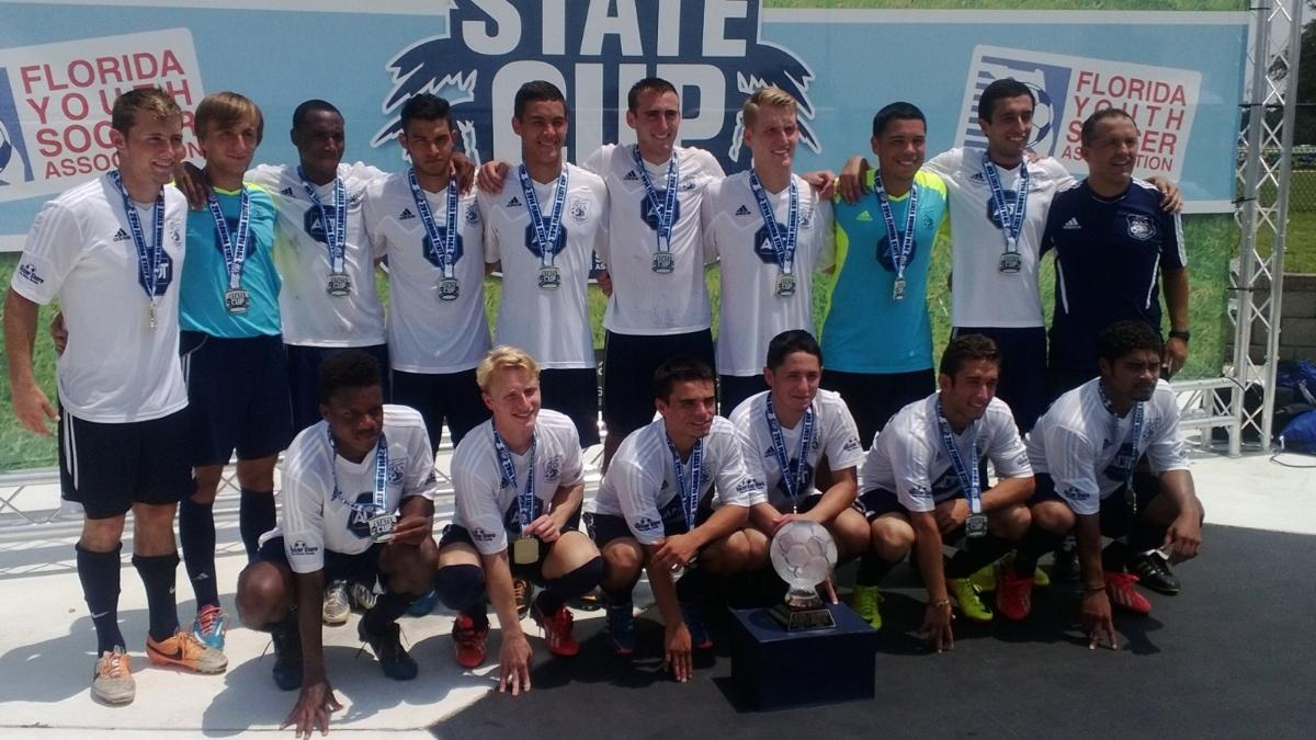 2014 State Cup Champions