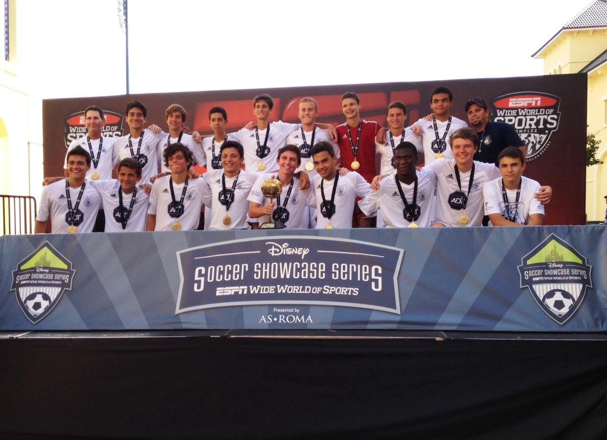 2014 Disney Showcase Qualifier Champions