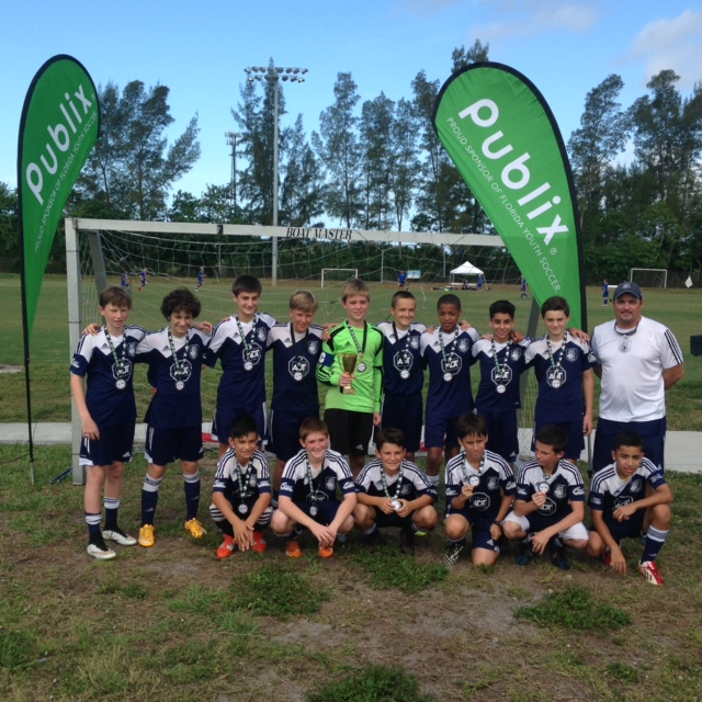 2015 FYSA Division II Cup Region A/C Champions