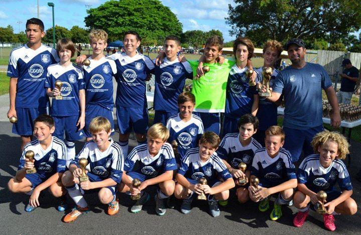 2015 Plantation Classic Champions