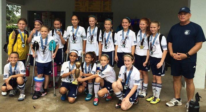 2015 Palm Beach League Champions