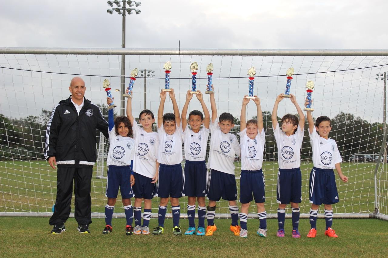 2016 Jupiter President Day Cup Champions