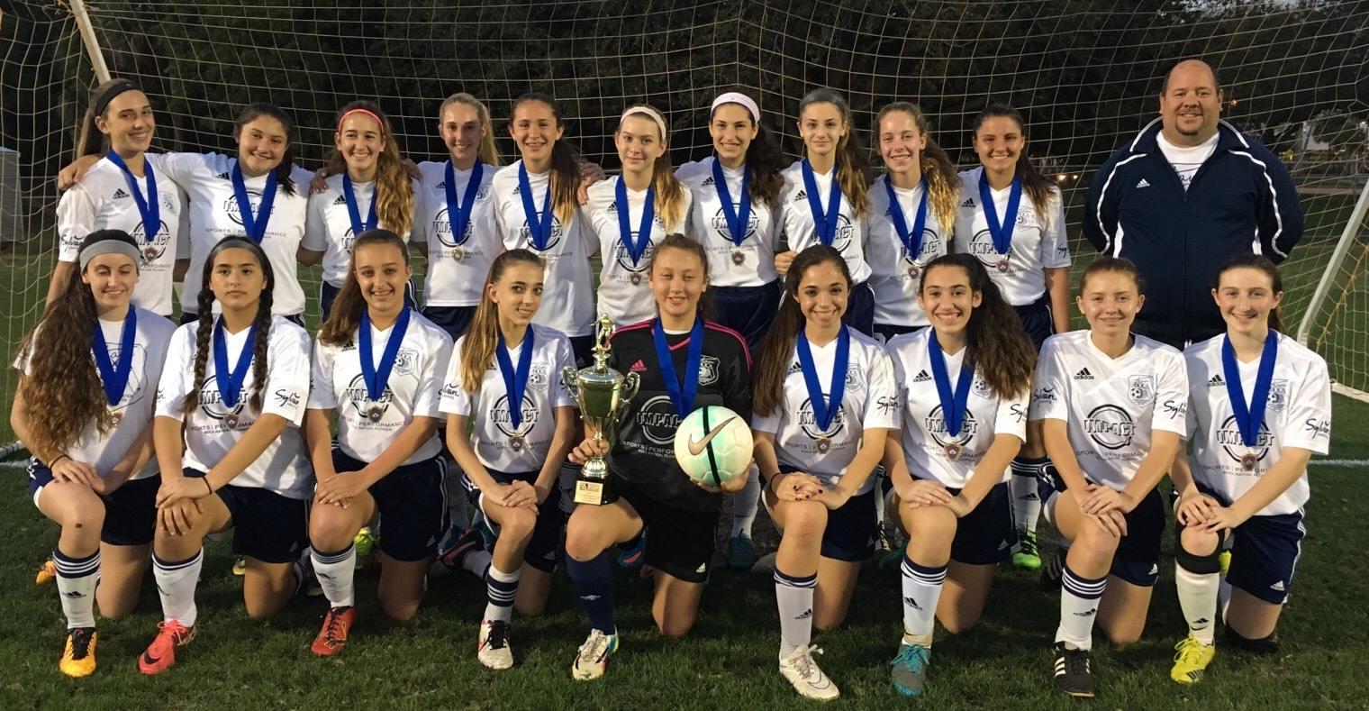 2016 FYSA Region Cup A Champions