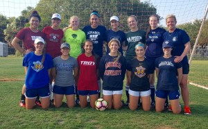 2017 Girls Commits