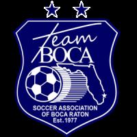 Team Boca Logo